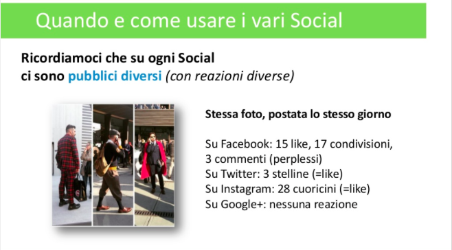 differenza social
